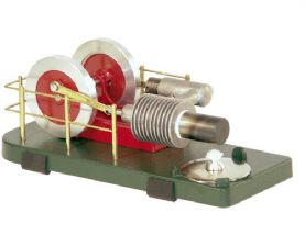PM Research Original Stirling Engine